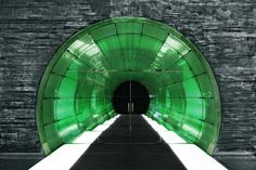 Green exit by Ralf Wendrich on 500px