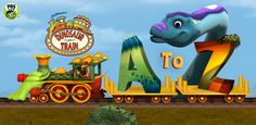 How to draw dinosaur train cartoon Love Drawings, Animal Drawings, Train Cartoon, Dinosaur Train, Baby Cupcake, In The Zoo, Pbs Kids, Games For Kids, Bowser