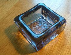 Check out this item in my Etsy shop https://www.etsy.com/listing/220551321/john-kall-elme-glasbruk-sweden-ashtray