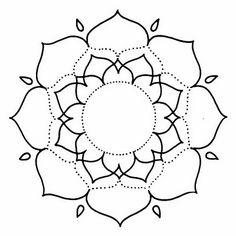 Mandala Art, Mandala Rocks, Mandala Drawing, Mandala Painting, Mandala Pattern, Mandala Design, Stained Glass Patterns, Mosaic Patterns, Mosaic Garden Art