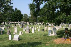 big cemetery