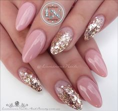 Loving Nudes ✨... Sculptured Acrylic with Young Nails Mani Q Modern Nude, @glitter_heaven_australia Antique Broach Glitter Mix. #nudenails #classicnude #classynails #stunning #glamorous #gorgeous #love #sopretty #sparkle #icing #frosting #glossy #shiny #shimmer #qualitynails #formalnails #specialoccasion #luminous #luminousnails #goldcoast #queensland #acrylicnails #gelnails #nailartist