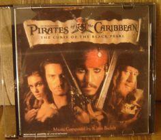 CD Pirates des Caraïbes