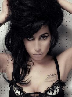 Amy Winehouse. That voice...