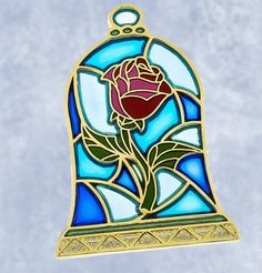 14 Disney and Disney•Pixar pins to up your flair game | Beauty and the Beast | [ https://style.disney.com/shopping/2016/05/18/disney-pins/#tsum-tsum ]