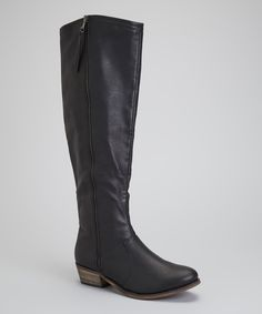 Black Daniel Boot