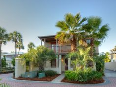 Villas at Sunset Beach Vacation Rental - VRBO 44072 - 3 BR Seacrest House in FL, Casa Del Sol- Great 3BR Home; Wifi; Pet-Friendly; Quick Walk to Beach!!