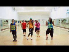 Subeme La Radio By Enrique Iglesias - Zumba Choreo By Chenci At BFS Studio Sangatta -Kaltim - YouTube