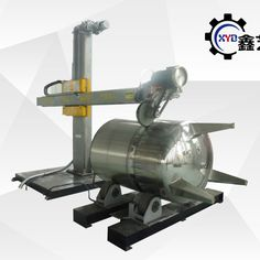 Stainless steel tank polishing machine_Metal Polishing/ Buffing Machine For Sale Rolling Table, Stainless Steel Tanks, Metal Shop, Wood And Metal, Beams, Tools, Products, Instruments, Gadget