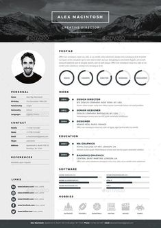 5 tips to a cover letter that will get you hired tips cover letter get you hired resume template creative resume design teacher resume resume style resume design curriculum vitae cv resume template resumes resume format m Best Resume Template, Resume Design Template, Creative Resume Templates, Cv Template, Keynote Template, Infographic Resume Template, Executive Resume Template, Templates Free, Website Template