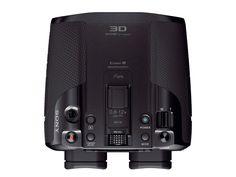 Equipment for High-Tech Camping - Sony DEV-50V/B Digital Recording Bionoculars