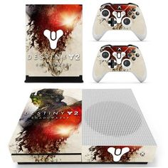 Turnyour Xbox One S console into a piece of art with one of our stick-on Xbox one S skins! EveryXbox one S skinis designed to suit each personal style. Xbox One S skins are made of high-quality material, incredibly easy to use, which improves the performance of gaming. We have thousands of high-quality products that had satisfied thousands of our customers. Increasing online shopping increases our hunger for high standards in Xbox one S decals quality. All you have to do is peel the decals fr S Console, Console Styling, Xbox One Console, Destiny 2 Shadowkeep, Xbox One Skin, Shops, Gamers Anime, Games To Play, Color Mixing