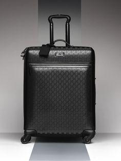 Perfect Suitcase for my travels Gucci Viaggio Four Wheel Suitcase #gucciviaggio