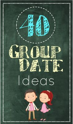 40 great date ideas for teens (mom and dad too).