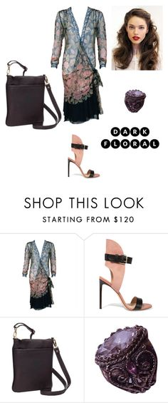 """Untitled #238"" by amory-eyre ❤ liked on Polyvore featuring Francesco Russo, Le Donne and Vintage"