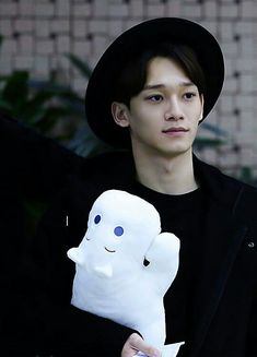 Image result for exo chen yellow chick