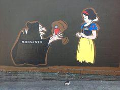 Monsanto kills.