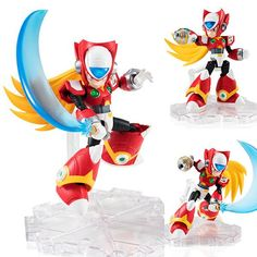 NXEDGE Style [ROCKMAN UNIT] Zero from Mega Man X [IN STOCK]  $59 AUD (FREE standard parcel post to anywhere in Australia) Last one in stock from: https://www.figurecentral.com.au/products/nxedge-style-rockman-unit-zero-from-mega-man-x-in-stock?variant=5064644526117  #nxedgestyle #zero #rockman #megaman #bandai #figurecentral