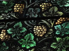 Buscot West window grapevine William morris -25 http://www.bwthornton.co.uk/a-midsummer-mouse.php
