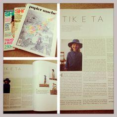 PAPIER MACHE- ISSUE 05-  PAGE 200-201