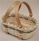 Mini Shopper Basket Pattern on Rectangle Base-by Wagner http://catalog.countryseat.com/minishoppingbasketpattern.aspx