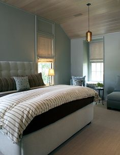 Historic Victorian Bedroom - contemporary - bedroom - boston - by LDa Architecture & Interiors