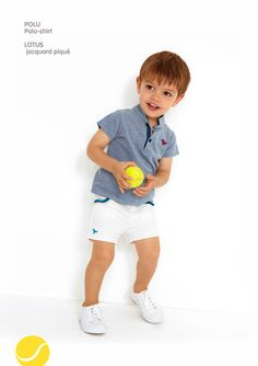 """""""Ready for boys and girls polo french brand blue or red cotton,"""" Lotus, Vintage Inspiriert, French Brands, Elegant Outfit, Little Ones, Off White, Children, Kids, Boy Or Girl"""