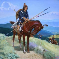 warrior of Satrae, people, inhabiting part of Mount Pangaeus between the rivers Nestus (Mesta) and Strymon (Struma)
