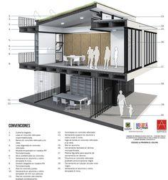 Imagen 30 de 30 de la galería de EMS Arquitectos, tercer lugar en concurso Ambientes de Aprendizaje del siglo XXI: Colegio Pradera El Volcán. Detalle constructivo