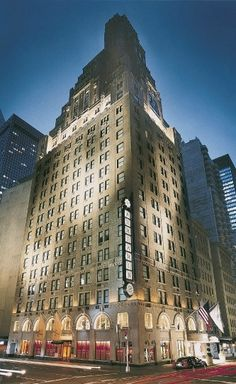 The Benjamin, New York City Family-Friendly Hotel Review