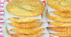 Petits biscuits et gingembre confit sont des mots qui vont très bien ensemble... très bien ensemble.  Cette recette est géniale... elle donn...