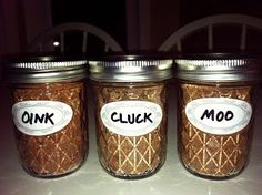 Testing Trendy....1, 2, 3: Meat rubs for your man's DIY Christmas present
