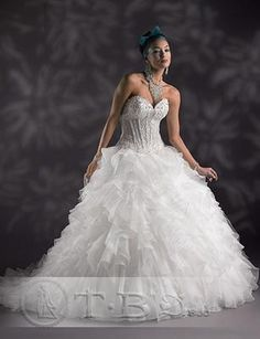 776c654066ce1 Sweet Heart Strapless Wedding Dresses Ball Gowns Conseal Robin Bridal  Wedding Dresses, Wholesale Wedding Dresses