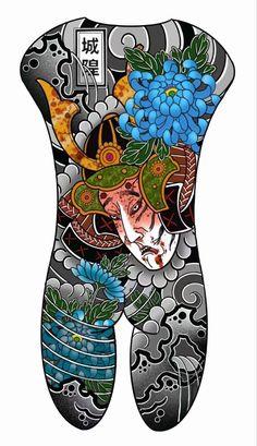 Daruma Doll Tattoo, Shiva Tattoo Design, Back Piece Tattoo, Half Sleeve Tattoos Designs, Full Back Tattoos, Japanese Dragon Tattoos, Asian Tattoos, Japanese Tattoo Designs, Japan Tattoo