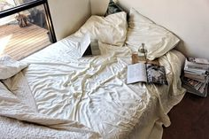 Crazy soft + sustainable sheets from only $84 / www.yohome.com.au