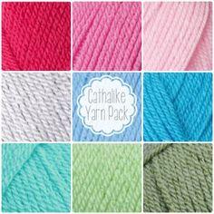 Cathalike Granny Stripe Yarn Pack - Stylecraft Special DK - Yarn Packs - Wool & Yarn