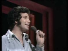 Tom Jones - She's a Lady 1971 live