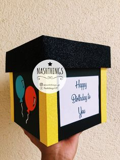 Gift Packaging, Packaging Design, Birthday Presents, Birthday Cards, Happy Birthday To You, Candy Bouquet, Favorite Person, Diy Cards, Boyfriend Gifts