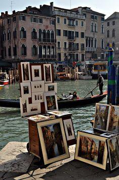 Grand Canal, Venice | Italy