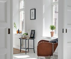 I love white floors House Design, House Styles, Home And Living, House Interior, Beautiful Interiors, Interior Design Inspiration, Home, Interior, White Interior