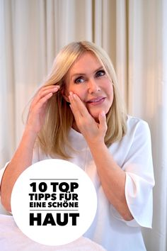 Tattoo 52404 dermatologist and skin expert Dr.Sabine Zenker reveals in an interview the most important skin care and nutrition tips for healthy and beautiful skin. care care tips # hyaluronic acid # nutrition First Date Outfits, Anti Aging Cream, Homemade Beauty, Nutrition Tips, Interview, The Ordinary, Kylie Jenner, Hair Clips, The Cure