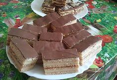 Duplamézes krémes Smaragd konyhájából Tiramisu, Muffins, Cooking Recipes, Sweets, Snacks, Cookies, Ethnic Recipes, Easy, Food