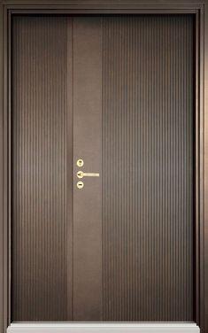 How To Install Sliding Barn Doors Modern Entrance Door, Main Entrance Door Design, Modern Wooden Doors, Door Gate Design, Modern Front Door, Door Design Interior, Interior Doors, Wooden Front Door Design, Wooden Front Doors