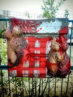 street art - In situ art festival, Fort d'Aubervilliers (17 mai au 14 juillet 2014)