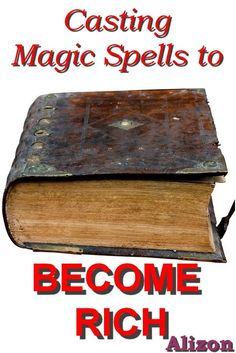 10 Wealth Affirmations to Attract Riches Into Your Life Real Magic Spells, White Magic Spells, Good Luck Spells, Love Spells, Easy Spells, Wiccan Witch, Magick Spells, Witch Potion, Money Spells That Work