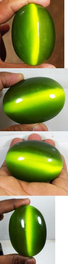 Cats Eye Quartz 69163: 795.60 Ct Green Cats Eye 100% Natural Oval Shape Aweosme Quality Beautiful Gem -> BUY IT NOW ONLY: $200 on eBay!