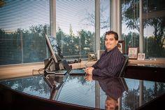 Daniel Butterfield's office Team Member, Desk, Furniture, Home Decor, Desktop, Decoration Home, Room Decor, Table Desk, Home Furnishings
