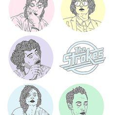 Cirque de Strokes