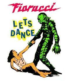 Fiorucci Let's Dance iPhone 6 Plus Case - Farfetch Vintage Glamour, Vintage Ads, Kitsch, Pop Art, Italo Disco, Music Album Covers, Love Illustration, Lets Dance, Iphone 6 Plus Case