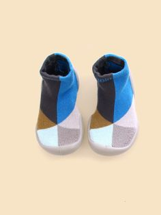 Collegien/snug.studio Slipper blue | Tiny